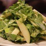 Arugula & Apple Salad