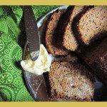 Organic Coconut Flour Zucchini Bread